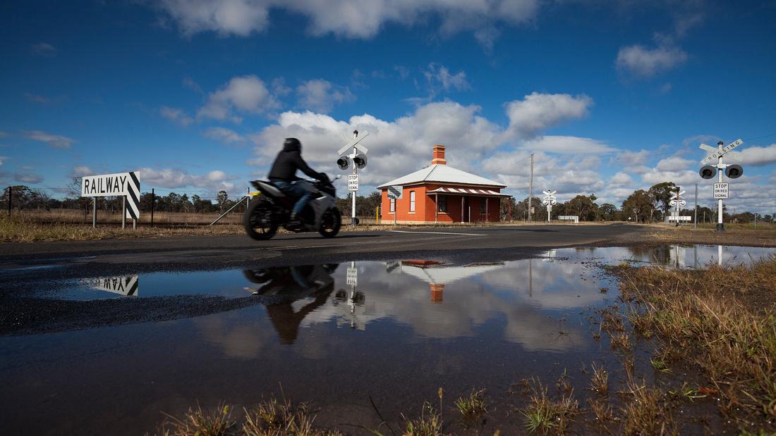 Rider Reflection
