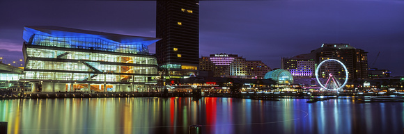 Darling Harbour Twilight