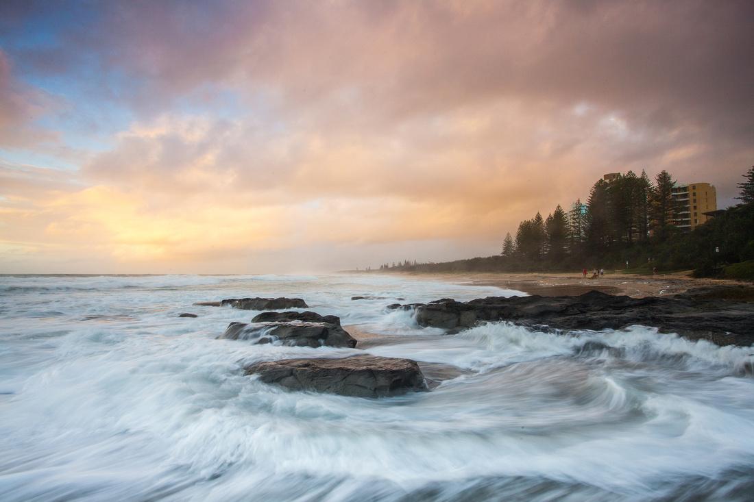 Sunrise Swell