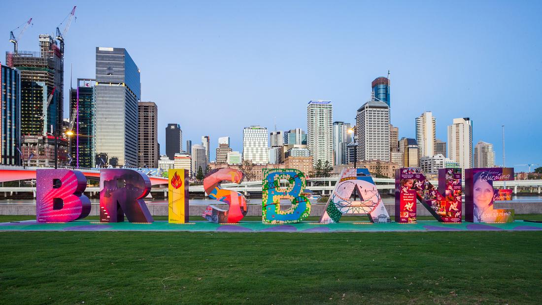 Brisbane, you rock!