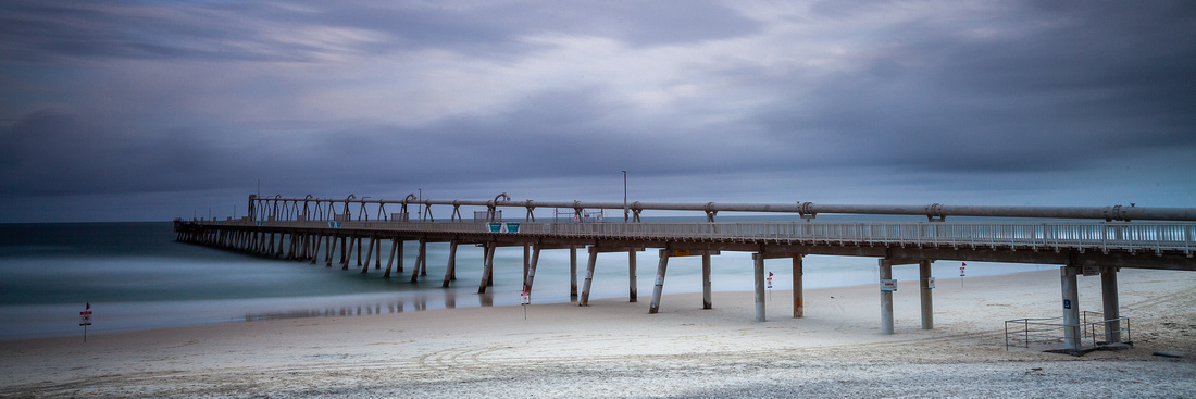The Sand Pumper Jetty