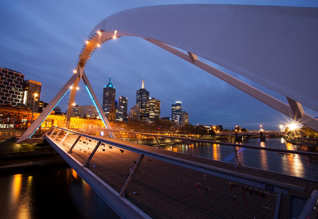 Framed Melbourne