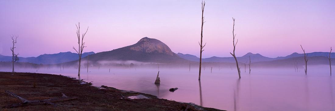 Lake Moogerah Dawn